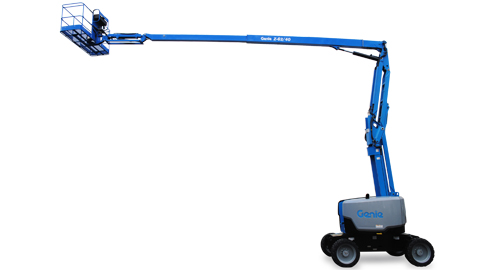 Boom Lift Z62' 4WD Articulating 1