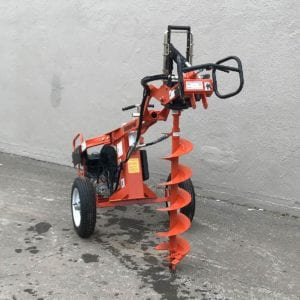 General Towable One Man Hole Digger