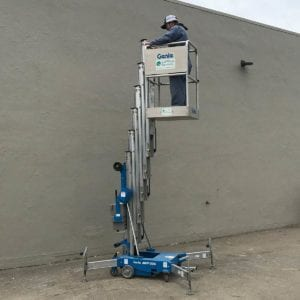 Genie 30 Ft Personal Lift