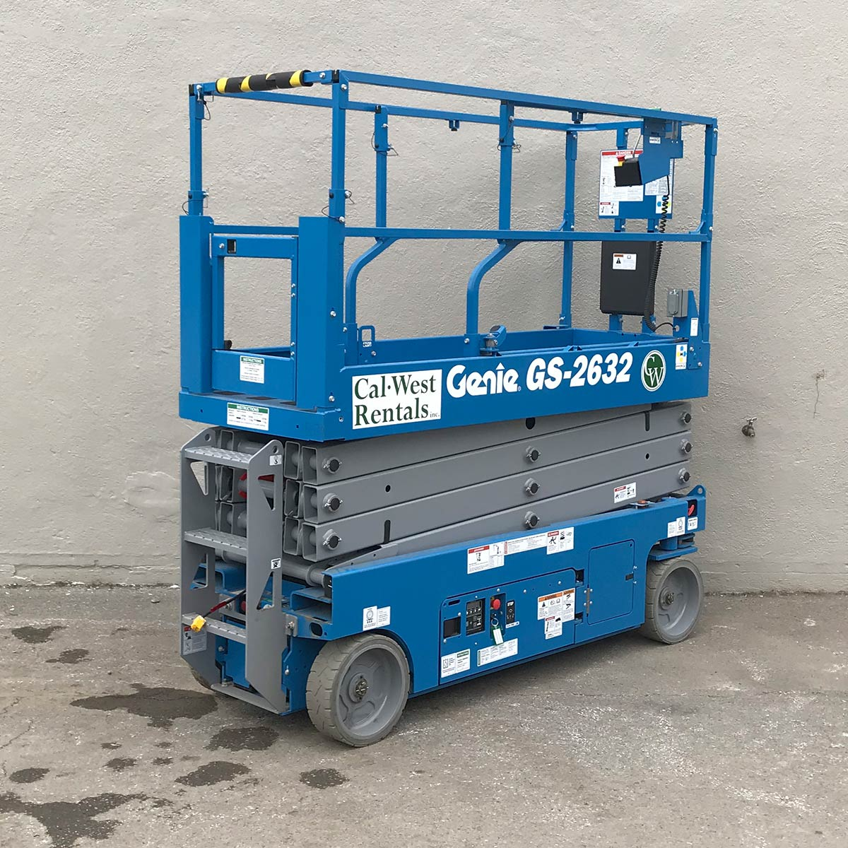 Genie Scissor LIft 26 Ft
