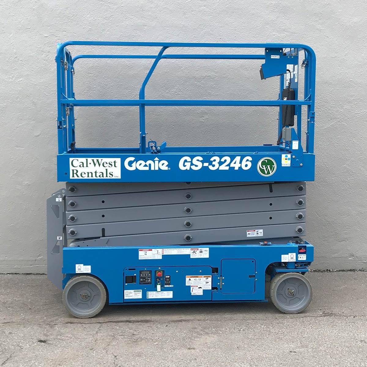 Genie Scissor Lift 32 Ft