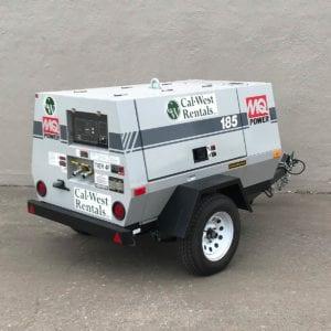 Multiquip Air Compressor 185
