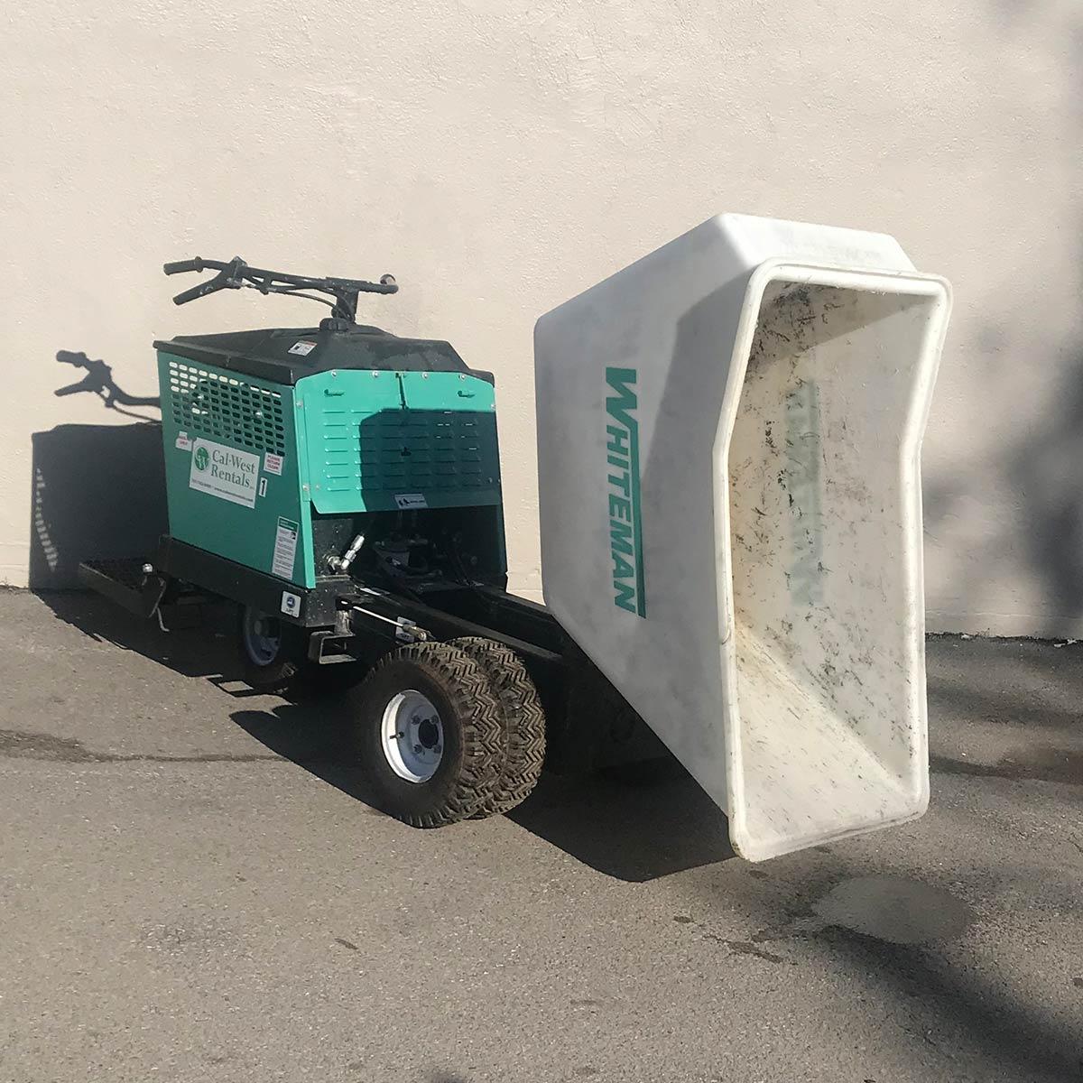 Multiquip Concrete Buggy 16 Cu ft