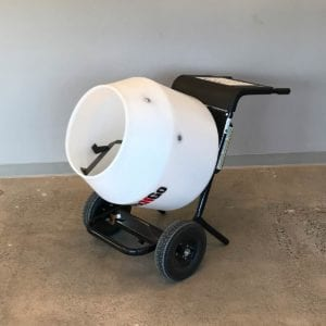 Multiquip Concrete Mixer electric 3 Cu Ft