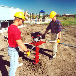 Post Hole Auger, 2 person 4
