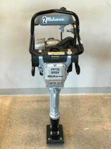 Rammer Compactor 6 inch Shoe 2