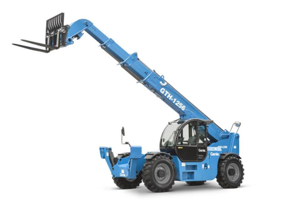 12K 56 FEET High Reach Forklift - 2