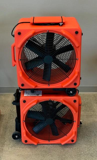 22 INCH Box Fan - 2