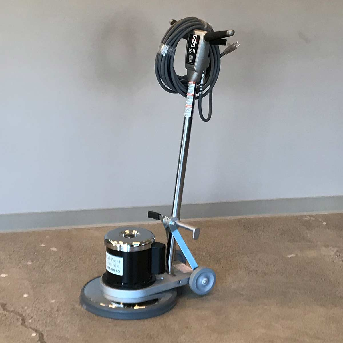 American Sanders Floor Polisher 17in RS-16 (3)
