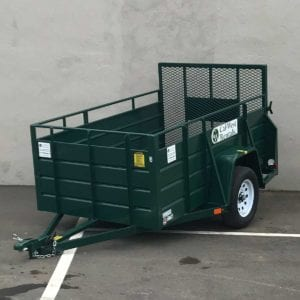 Best Trailer Trailer Utility Single 5X8 5X8US (2)