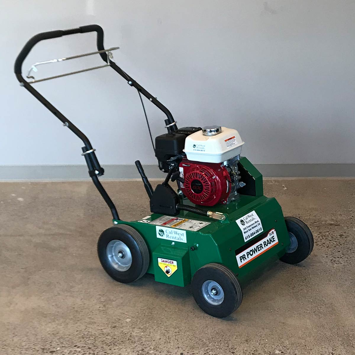 Billy Goat Lawn Dethatcher PR550H (2)