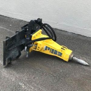 Bobcat Skidsteer Hydro Hammer SBU220 (3)