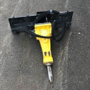 Bobcat Skidsteer Hydro Hammer SBU220 (4)