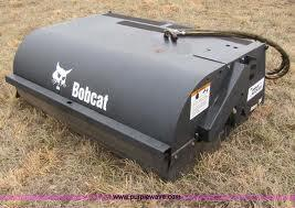 Bobcat Sweeper Attachment - 1