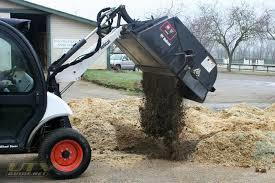 Bobcat Sweeper Attachment - 2
