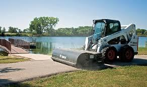Bobcat Sweeper Attachment