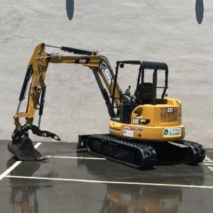 CAT Excavator 12K 305E (11)