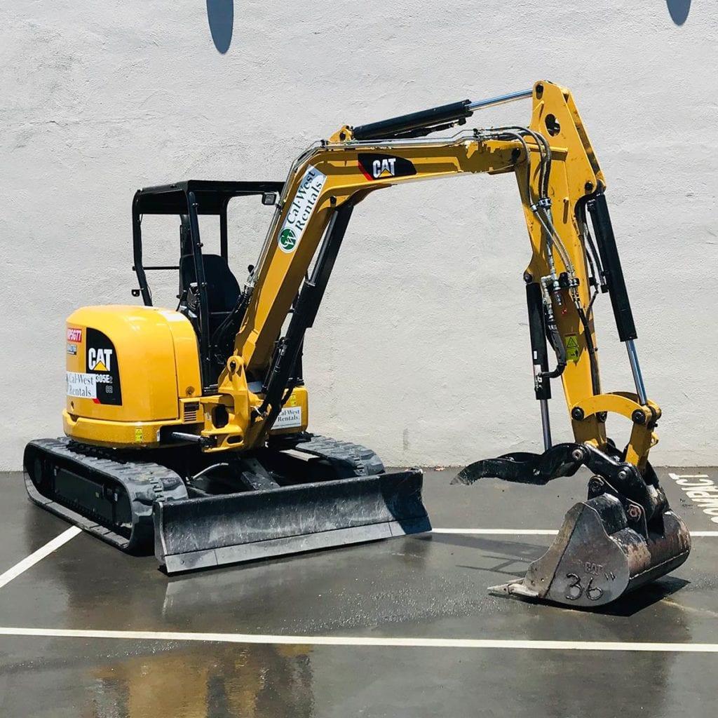 CAT Excavator 12K 305E (9)