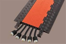 Cable Ramp, 36 in. 5 channel
