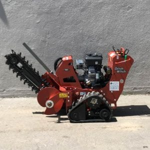Ditch Witch Trencher Walkbehind C16X (1)