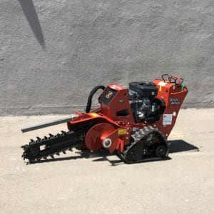 Ditch Witch Trencher Walkbehind C16X (3)