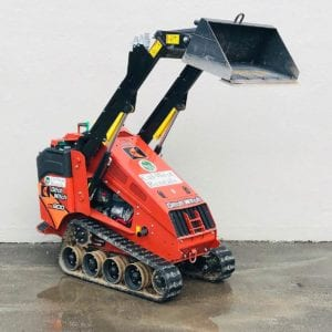 DitchWitch Mini Skid Steer SK800 (4)