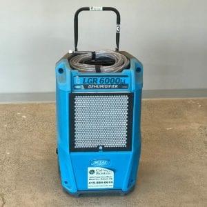 Dri-Eaz Dehumidifier LGR 6000Li (1)