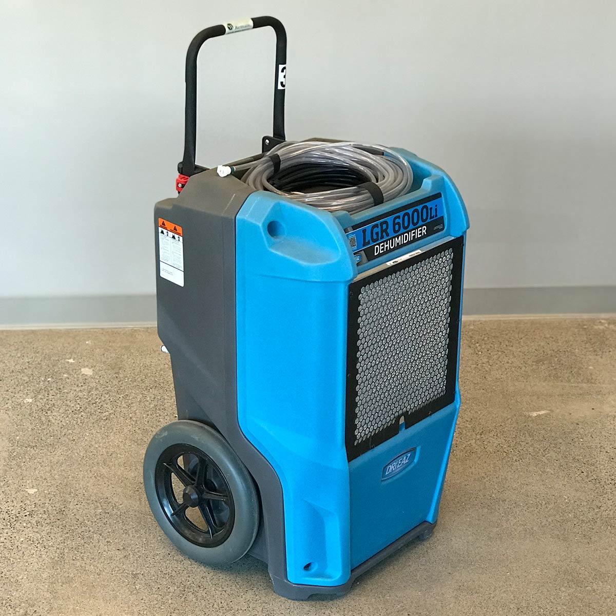 Dri-Eaz Dehumidifier LGR 6000Li (2)