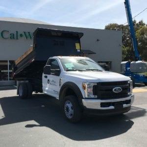 Ford Truck, Dump 3 Yard (4WD) F550 (3)