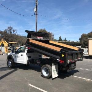 Ford Truck, Dump 3 Yard (4WD) F550 (4)
