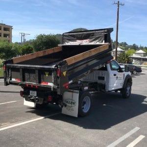 Ford Truck, Dump 3 Yard (4WD) F550 (5)