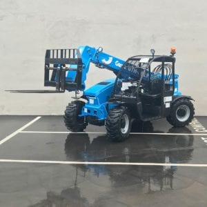 Genie Compact Reach Forklift 5519 (2)