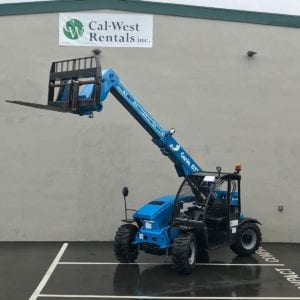 Genie Compact Reach Forklift 5519 (3)