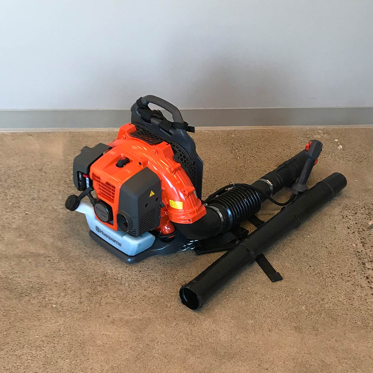Husqvarna Blower Backpack Gas Powered 350BT (5)