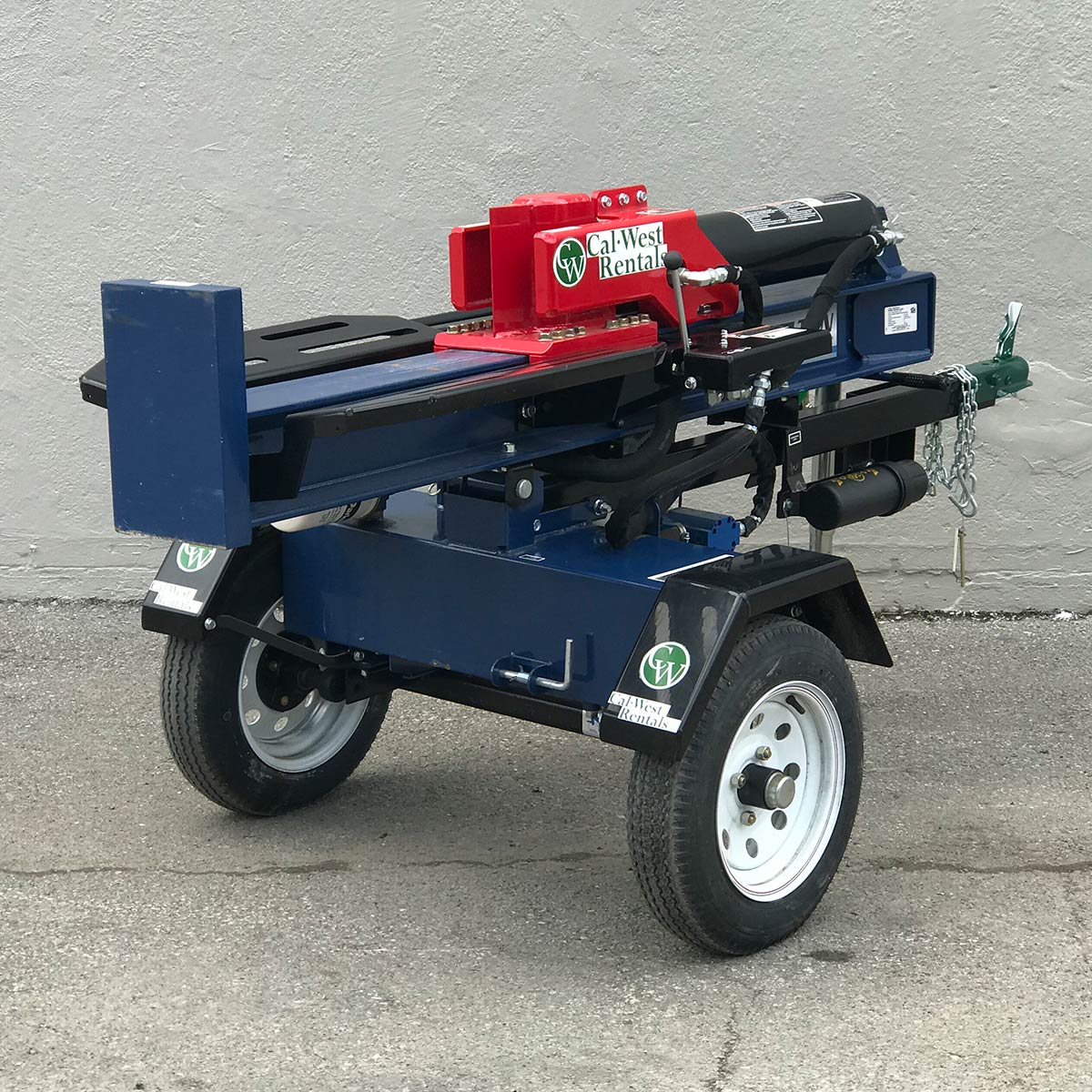 Iron Log Splitter 13HP 3716GX (6)