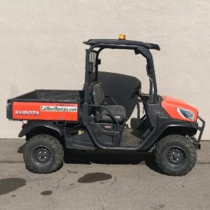 Kubota Utility 4WD Diesel Cart RTV-X900G-A (1)
