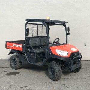 Kubota Utility 4WD Diesel Cart RTV-X900G-A (2)