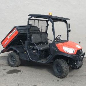 Kubota Utility 4WD Diesel Cart RTV-X900G-A (3)