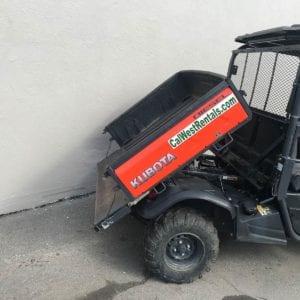 Kubota Utility 4WD Diesel Cart RTV-X900G-A (4)