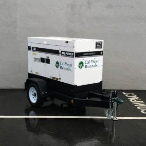 Multiquip 25KVA Towable Generator DCA25SSIU4F (3)