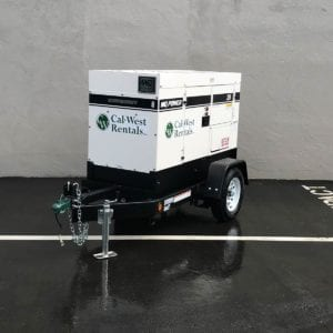 Multiquip 25KVA Towable Generator DCA25SSIU4F (7)