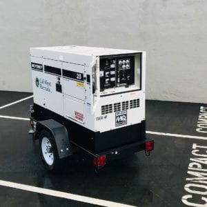 Multiquip 25KVA Towable Generator DCA25SSIU4F (8)