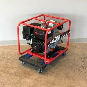 Multiquip 3in Trash Pump QP3TH (2)