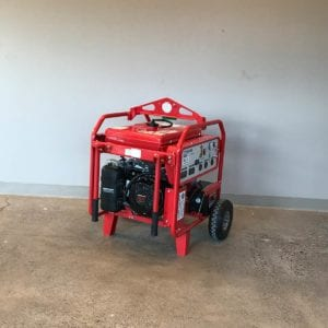 Multiquip Generator 6000 Watt GA6HRS (1)