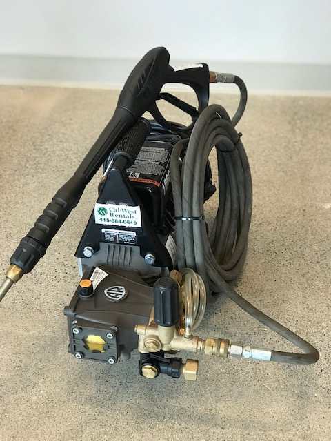 Pressure Washer, electric 1000 PSI - 1