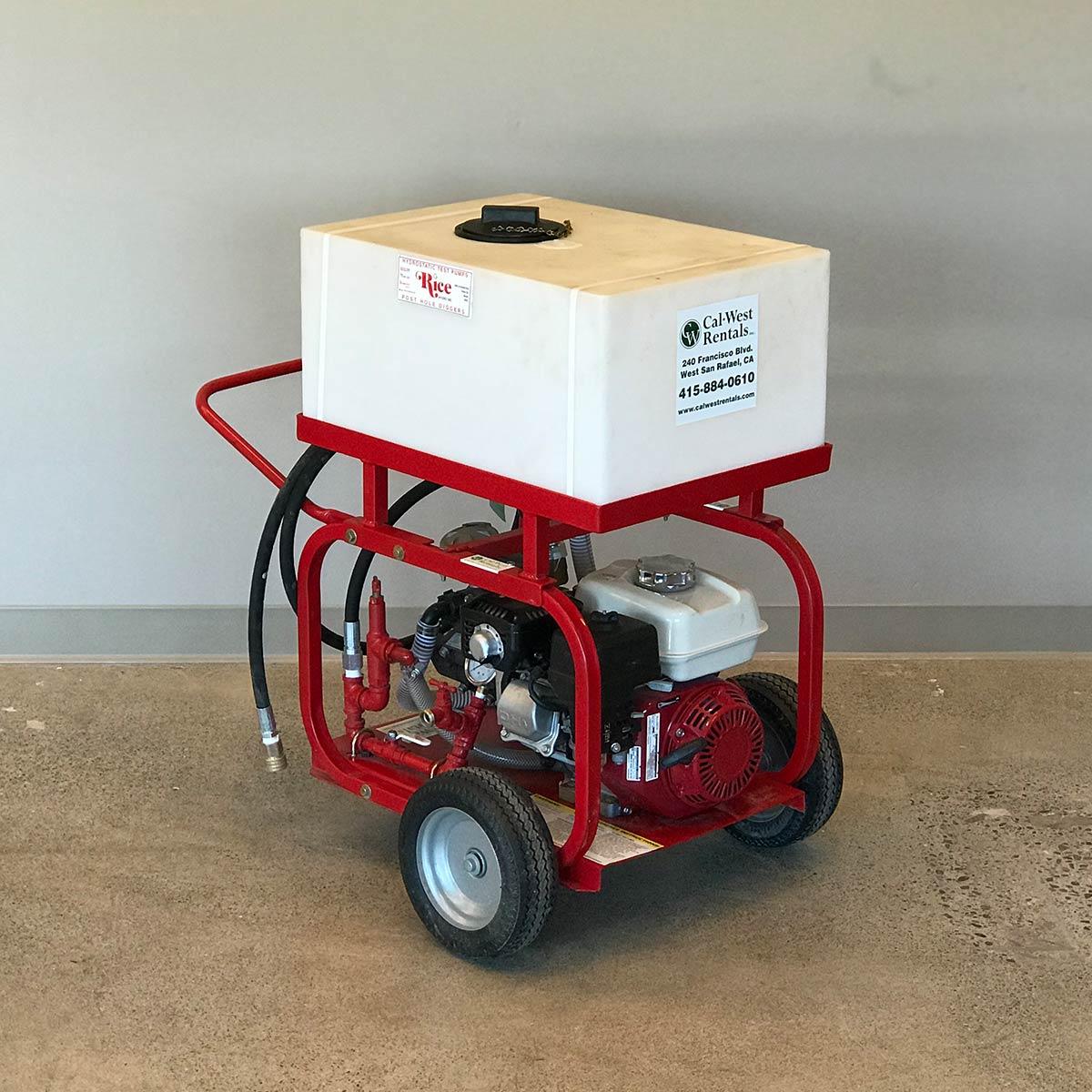 Rice Hydro Hydrostatic Test Pump DPH-3B (4)