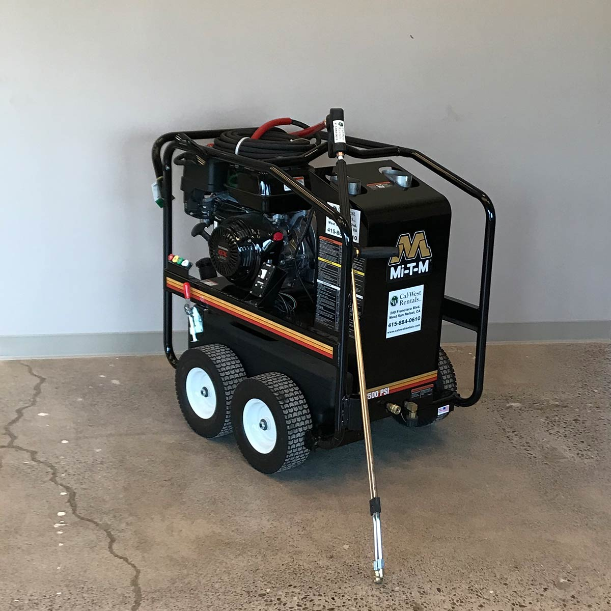Shark Pressure Washer Hot 3500Psi HSP-3504-3MG (2)