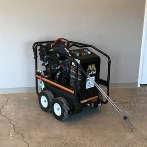 Shark Pressure Washer Hot 3500Psi HSP-3504-3MG (3)