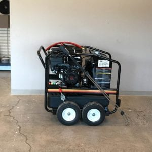 Shark Pressure Washer Hot 3500Psi HSP-3504-3MG (4)