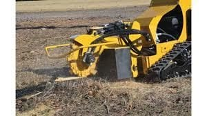 Stump Grinder, 27 hp. Self Prop - 1